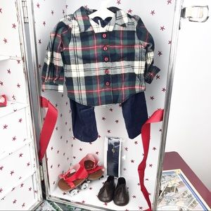 American Girl Molly's After School Outfit Oxfords